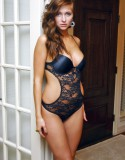 London_Hart_sexy_black_lingerie